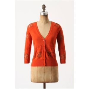 Anthropologie Knitted & Knotted Hibai Cardigan